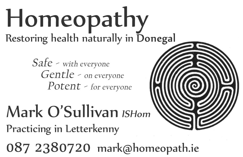 Homeopathy Donegal